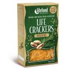 Life Crackers rozmarýnové BIO 90g