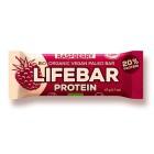 Lifebar proteinová malina BIO 47g