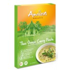 Amaizin: Thajská Green Curry pasta BIO 80g