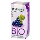 Hollinger: Ovocná šťáva červený hrozen BIO 200ml