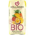 Hollinger: Nektar multi ovocný s mrkví BIO 200ml