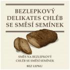Bezlepkový chléb Delikates 500g