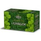 Grešík: Zelený čaj s ginkgem 20x1,5g