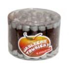 Jablečné trubičky s jogurtovou polevou 540g