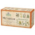 Devatero bylin: Čaj Metabolik 20x1,5g