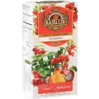 Basilur: Fruit Cranberry 25x2g