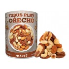 Mixit Tubus plný ořechů 400g