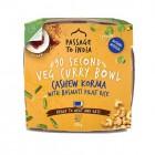 Bezlepkové Kešu Korma kari s rýží vegan 280g
