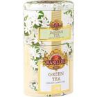 Basilur: 2v1 Jasmine & Green plech 30g+70g